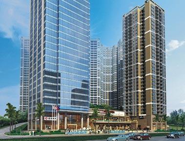 深圳君子广场 - 朗石办公科技园景观