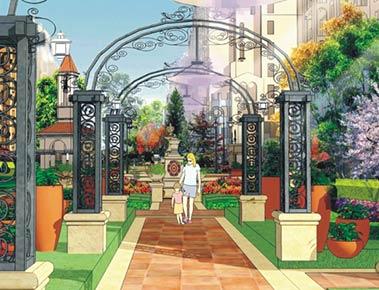 青岛海尔山海湾二期 - 朗石社区景观设计